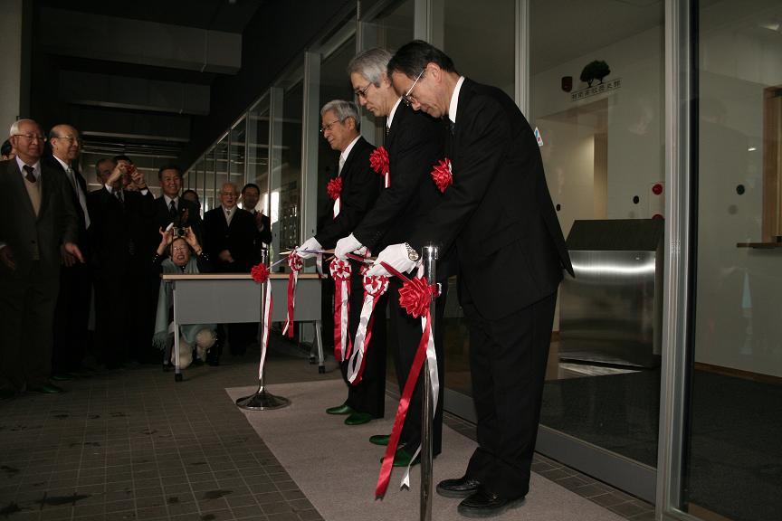 2012/02/25 湘南高校歴史館開館