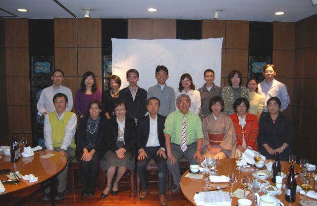 第31回秀麗会総会の記念写真