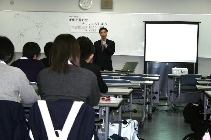 20091107の土曜講座のスナップ